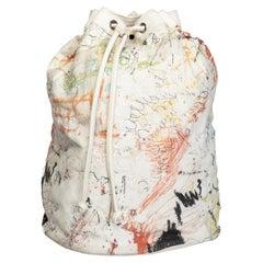 Alexander Wang Graffiti Backpack