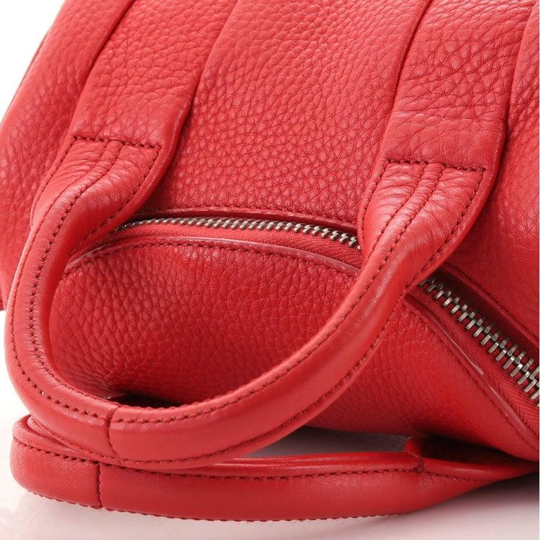 Alexander Wang Rockie Satchel Leather Mini For Sale 1