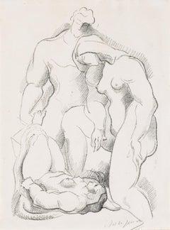 1920s Nude Prints