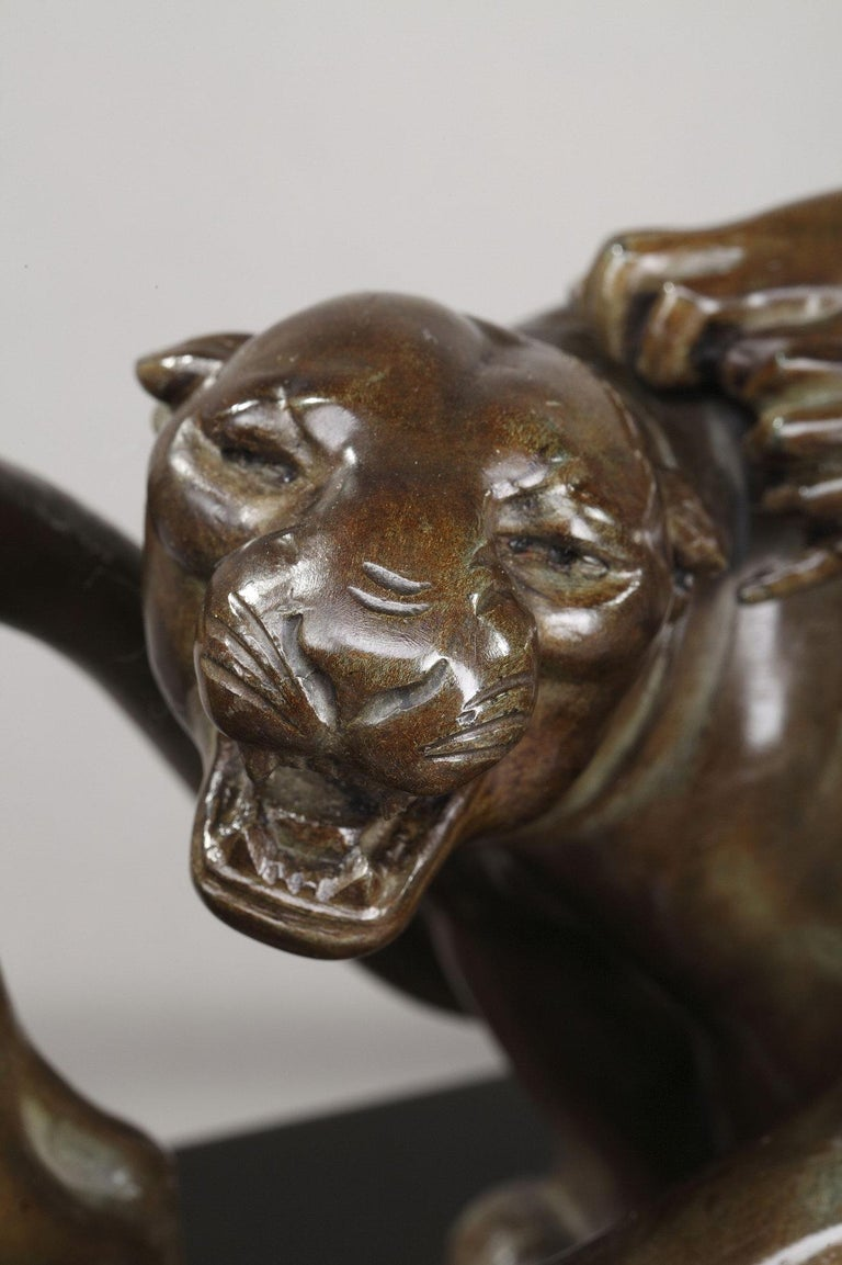 Alexandre Ouline, Woman with Panthers For Sale 2