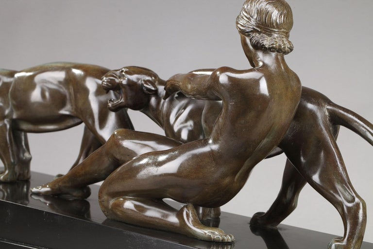 Alexandre Ouline, Woman with Panthers For Sale 11