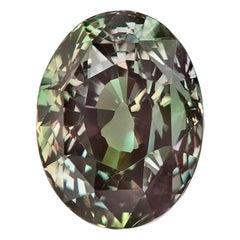 Alexandrite 3.40 Carat GIA Certified Ring