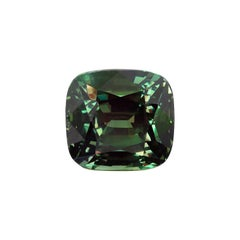 Alexandrite 5.01 Carat GIA AGL Certified Classic India Prominent Color Change