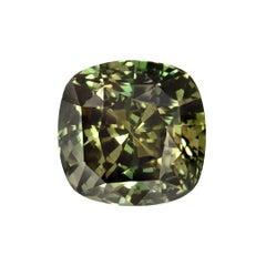 Alexandrite Ring Gem 4.02 Carat