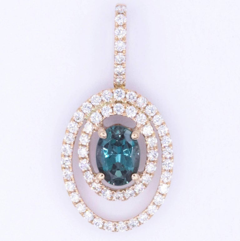 Alexandrite pendant with certificate 050 carat for sale at 1stdibs contemporary alexandrite pendant with certificate 050 carat for sale aloadofball Choice Image
