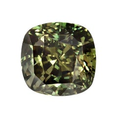 Alexandrite Ring Gem 3.30 Carat Loose Gemstone