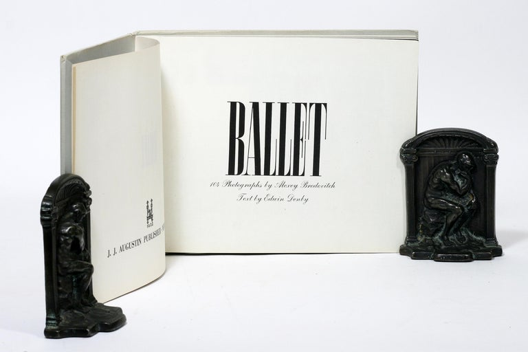 Alexey Brodovitch - Ballet - First Edition Photography Book For Sale 3
