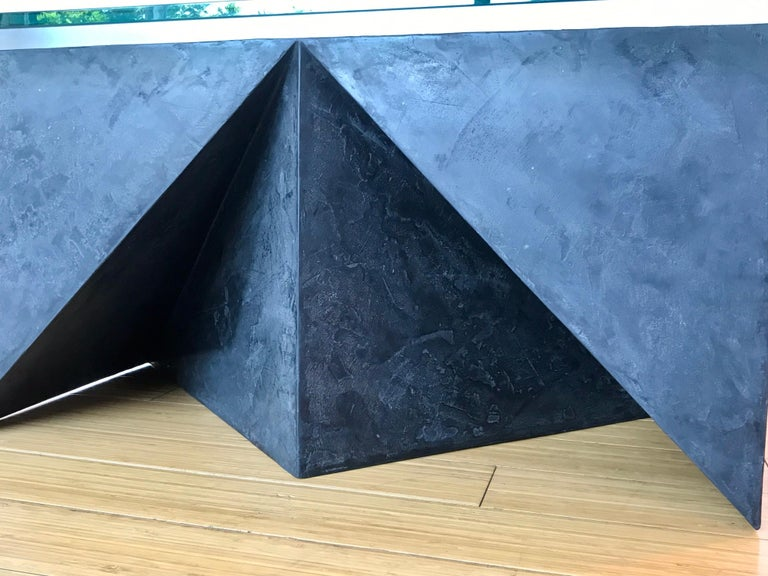 Alexey Krupinin Geometric Coffee or Console Table, 2020 For Sale 4