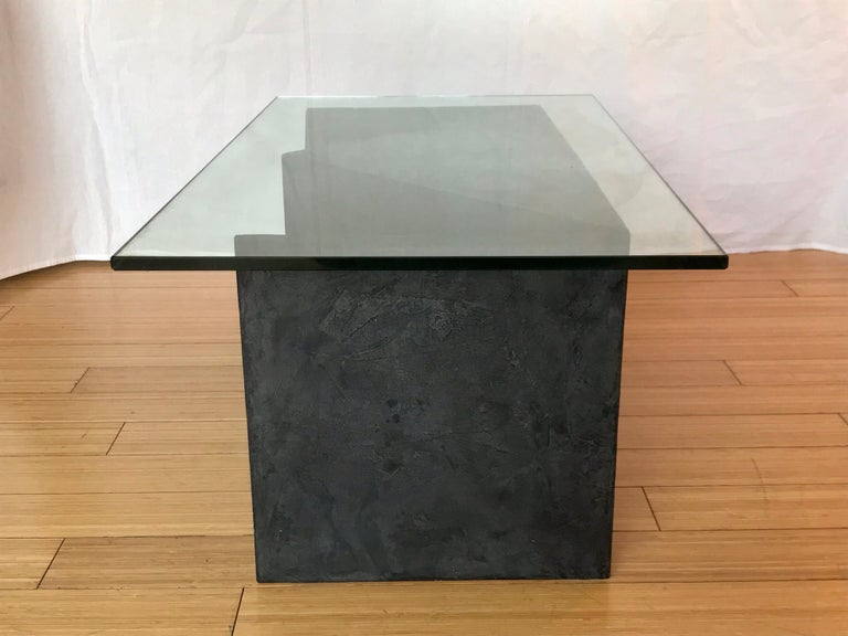Alexey Krupinin Geometric Coffee or Console Table, 2020 For Sale 9
