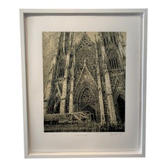 St Patricks Cathedral Signed/Numbered