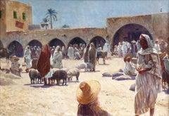 Market at Gabes - Tunisia