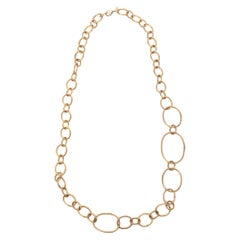 Alexis Bittar Link Chain Necklace