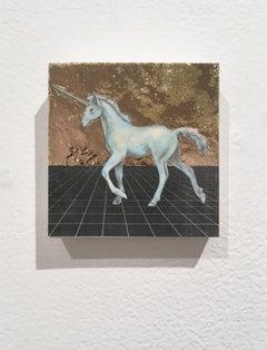 Shy Unicorn