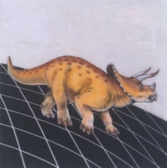 Traveling Triceratops