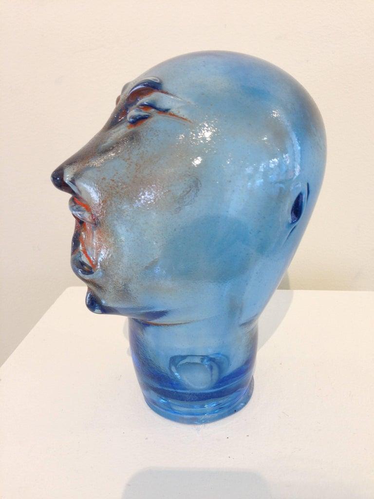 Dream Head #11 - Conceptual Sculpture by Alexis Silk