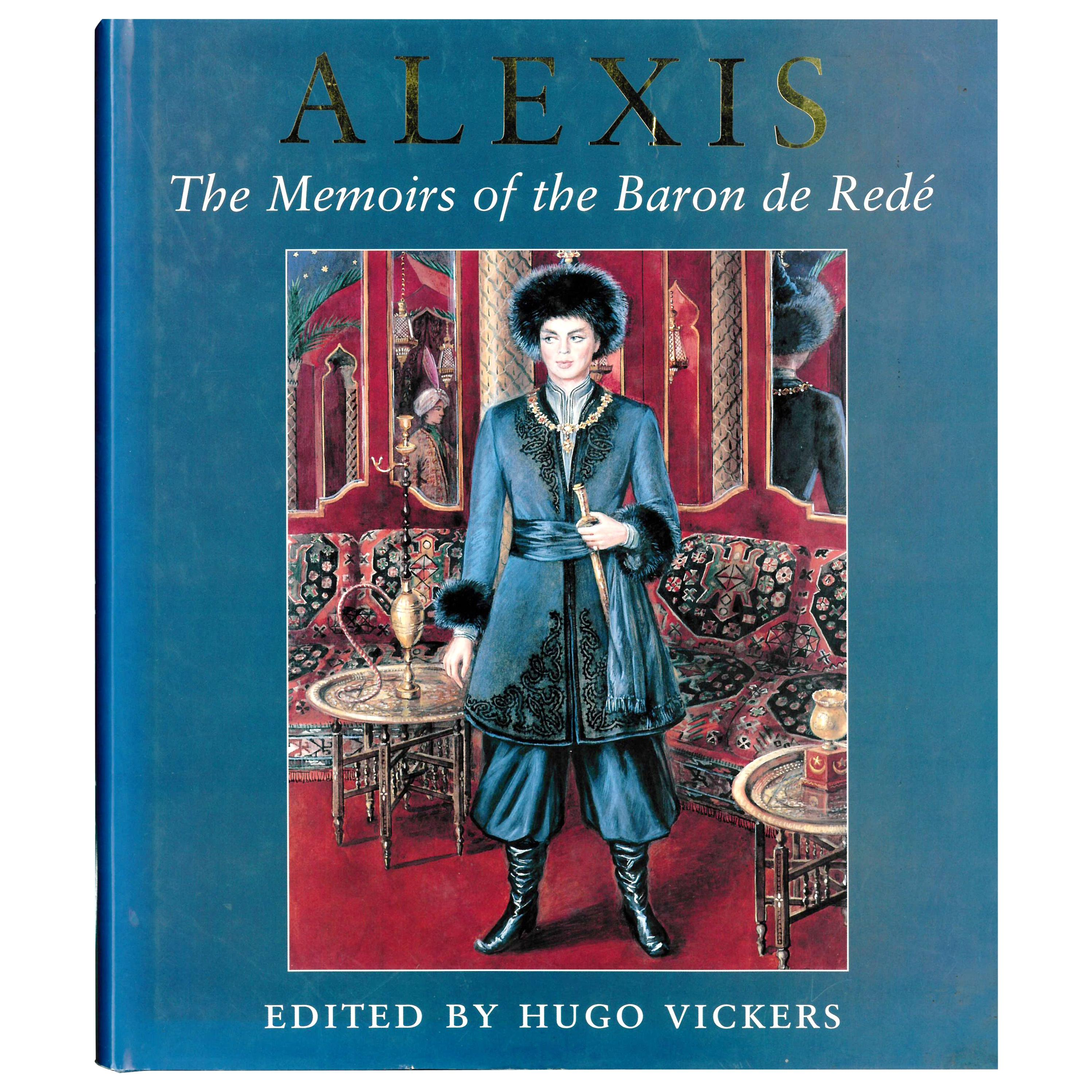 'Alexis - The Memoirs of the Baron De Rede' Book