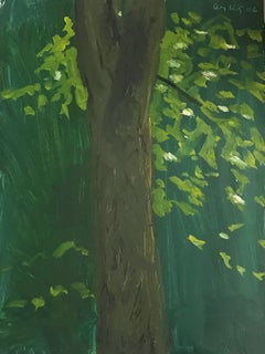 Tree (Small Painting)