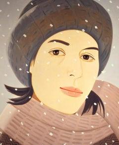 Alex Katz, 'December (Ada)' 2020 Print