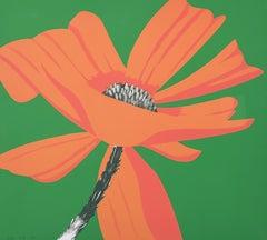 Alex Katz, 'Poppy' 1968 Print