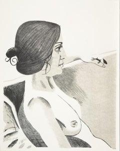 Ann I (Seated Woman)