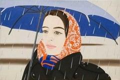 Blue Umbrella II