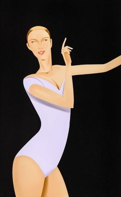 Dancer I, Alex Katz