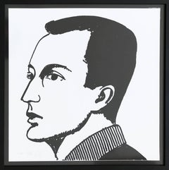 Frank O'Hara, Aquatint and Photoengraving, Pop Art, Contemporary Art