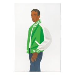 Green Jacket (from Alex & Ada), Pop Art, Contemporary Art, 20th Century