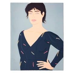 Grey Dress, 20th Century, American Pop Art, Modern Realism, Contemporary Art