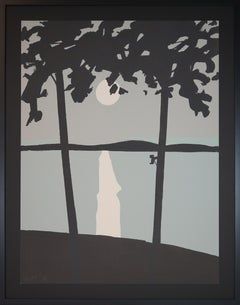 """Luna Park II"" by Alex Katz"