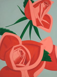 Rose Bud, 2019 -Alex Katz Pop Art, realism