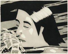 Etching Portrait Prints