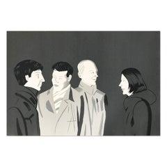 Unfamiliar Image, Alex Katz, 2001