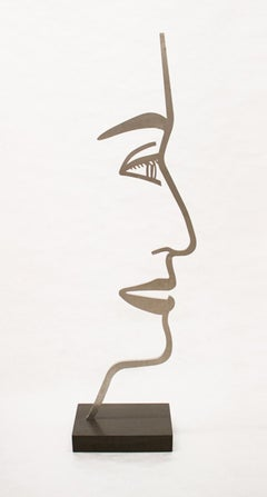 Alex Katz Sculptures