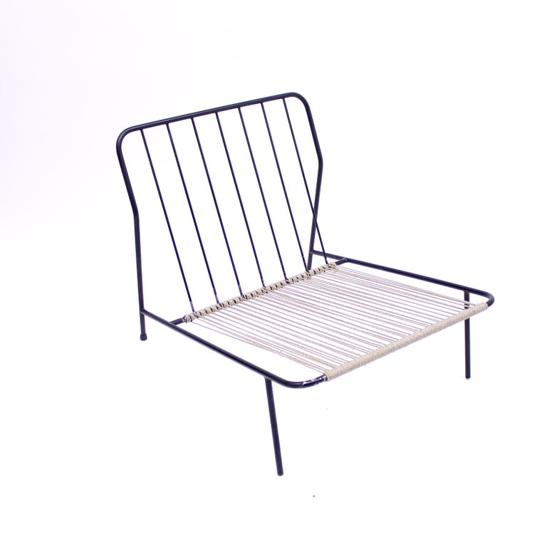 Alf Svensson, Pair of Domus Lounge Chairs, DUX, 1950s For Sale 9