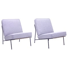 Alf Svensson, Pair of Domus Lounge Chairs, DUX, 1950s
