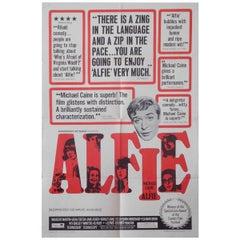 Alfie '1966' Poster