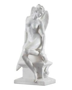 L'Hirondelle Blessée by Alfred Boucher