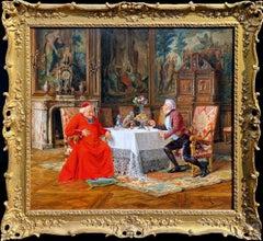 The Cardinal's Amusement