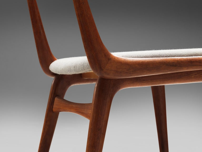 Alfred Christiansen 'Boomerang' Chairs For Sale 3