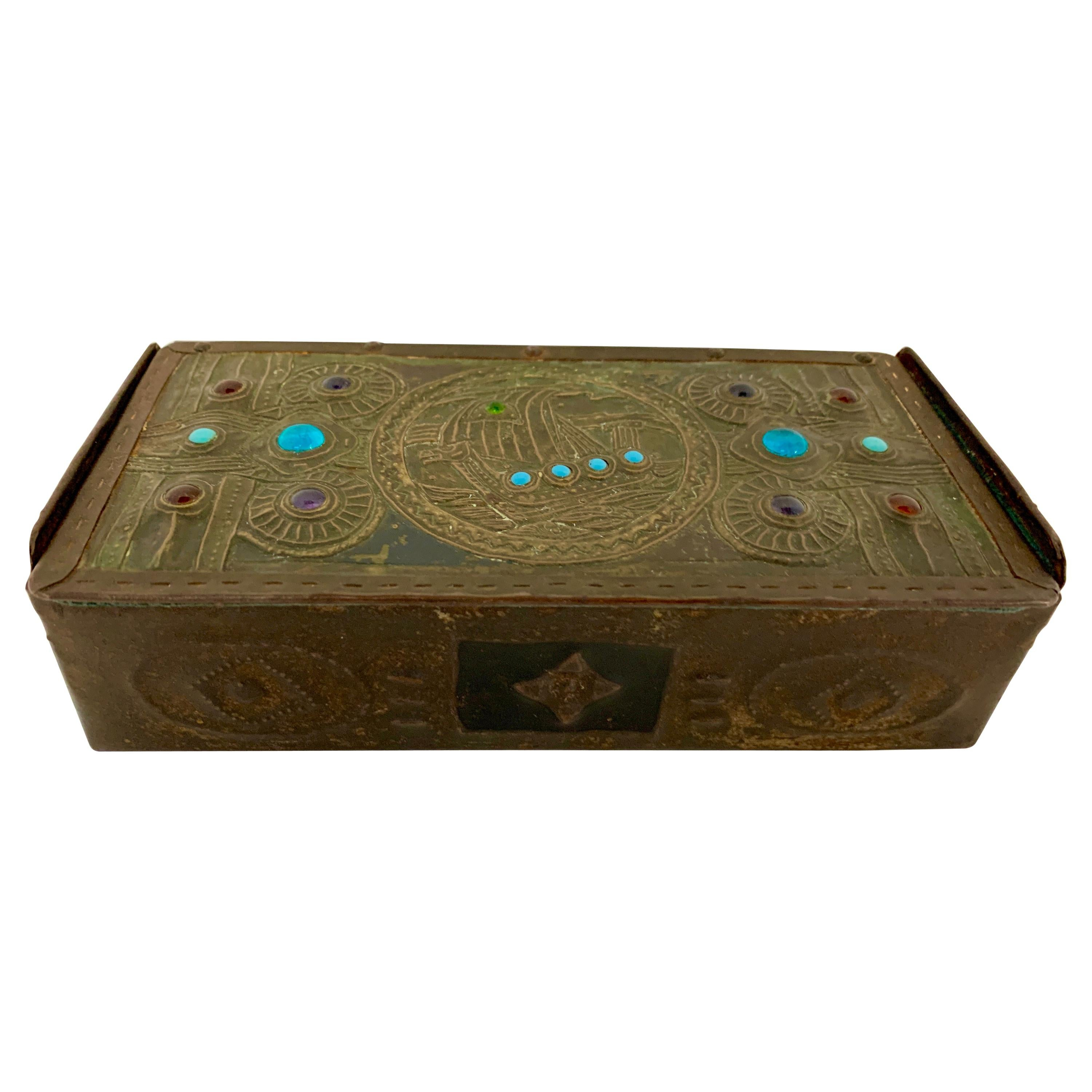 Alfred Daguet Jeweled Box