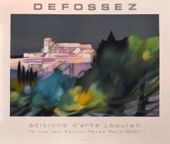 Éditions D'Arts J. Boulan, Paris-Poster
