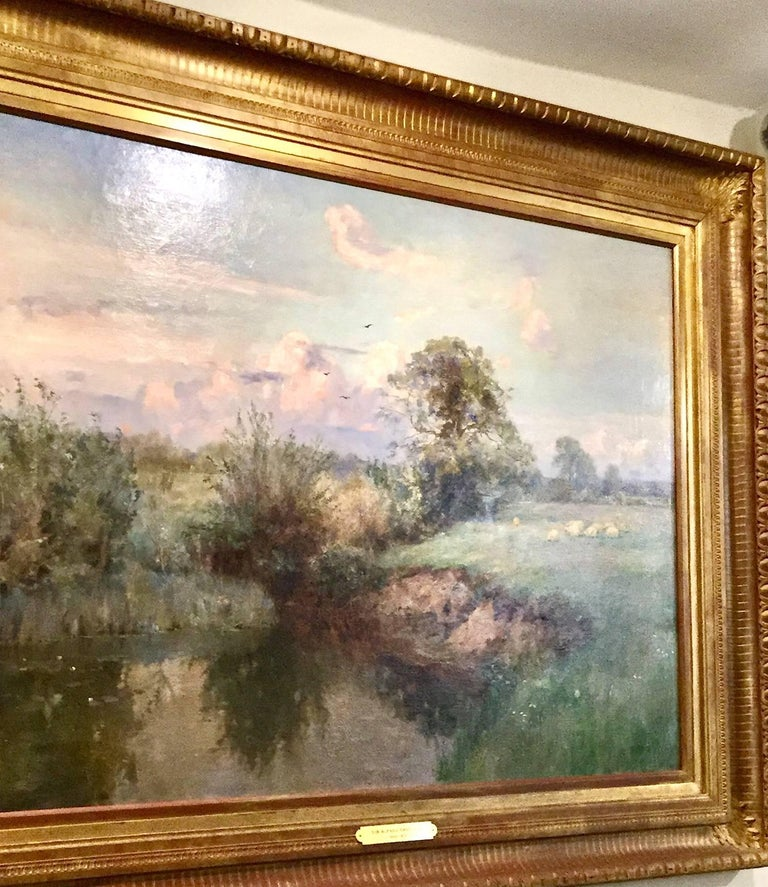 Alfred East Paintings For Sale