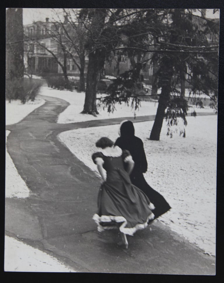 Alfred Eisenstaedt Black and White Photograph - Smith College