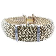 Alfred Hammel 18 Carat Solid Gold Diamond Watch, NO 029/100