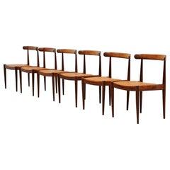 Alfred Hendrickx Belform Dining Chairs, Belgium, 1970