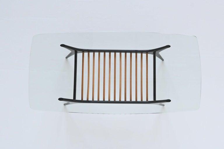 Alfred Hendrickx Coffee Table Belform, Belgium, 1958 6