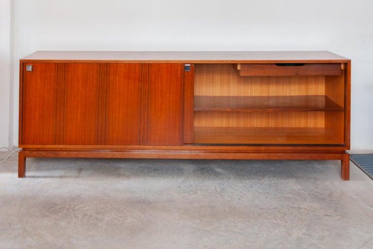 Belgian Alfred Hendrickx for Belform Belgium Design 1960s Large Sideboard