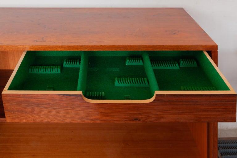 Alfred Hendrickx for Belform Belgium Design 1960s Large Sideboard In Good Condition In Antwerp, BE