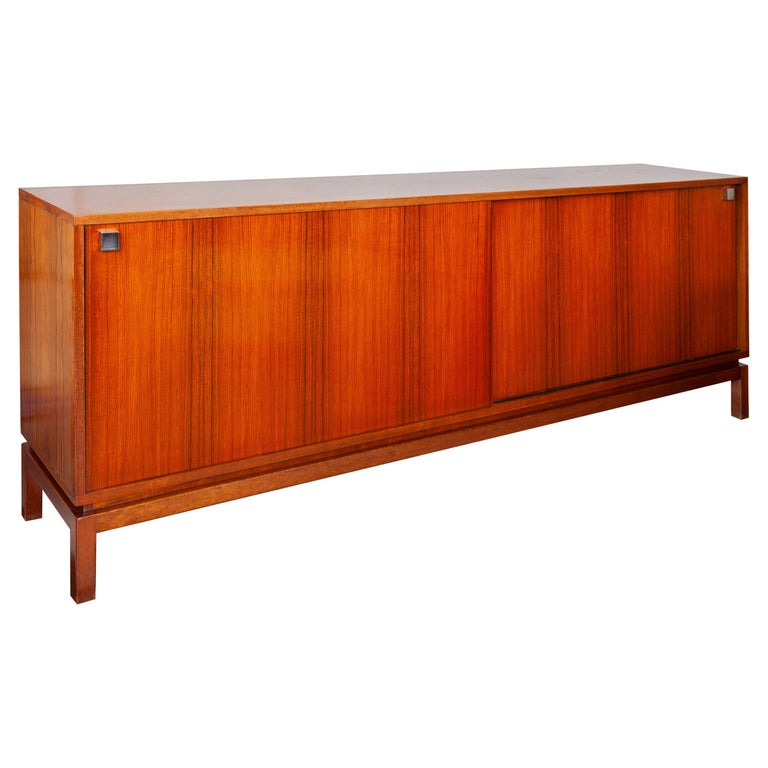 Alfred Hendrickx for Belform Belgium Design 1960s Large Sideboard